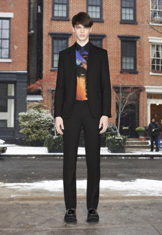 Givenchy Pre-Fall 2014 Collection