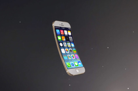 iPhone 6 Concept Design With New Corning Curved Gorilla Glass