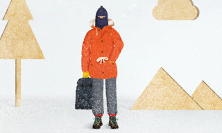 Highsnobiety presents Illustrated Outfits: How to Dress for the Coldest Time of the Year