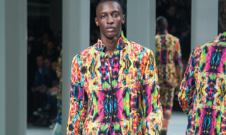 Issey Miyake Fall/Winter 2014 Collection