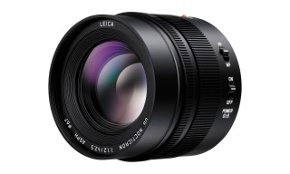 Leica DG Nocticron 42.5mm f/1.2 ASPH Power OIS Lens from Panasonic