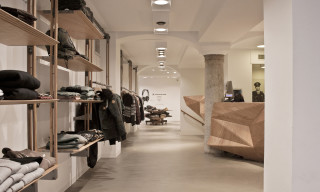 A Look Inside the iuter Store in Milan, Italy