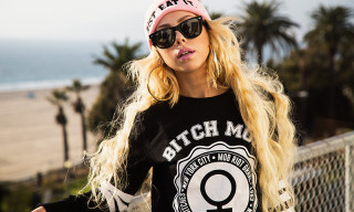 Married to the Mob Spring 2014 Lookbook starring Lil Debbie