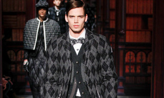 Moncler Gamme Bleu Fall/Winter 2014 Collection