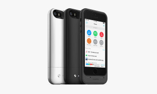 mophie iPhone 5/5s Case with Built-In Storage