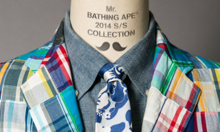 Mr.BATHING APE Spring/Summer 2014 Collection
