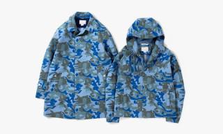 nanamica Spring 2014 GORE-TEX Outerwear