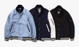 nanamica Spring 2014 Outerwear