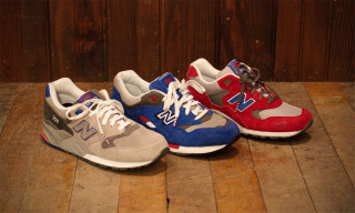 "New Balance Elite Edition ""Barbershop"" Pack"