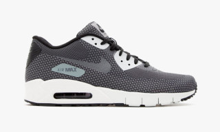 "Nike Air Max 90 Jacquard ""Black/Cool Grey-Dark Grey-Summit White"""