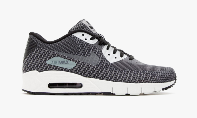 Air Max 90 Black Grey White