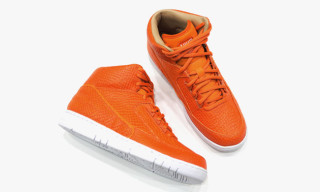 "Nike Air Python ""Starfish/Starfish-Total Orange"""
