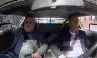 Patton Oswalt Joins Jerry Seinfeld for New Episode of 'Comedians in Cars Getting Coffee'