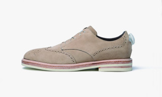 SOPHNET. x SPECTUSSHOECO. Wing Tip Blucher Shoes