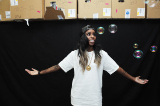 Highsnobiety Q Amp A Angel Haze Talks Dirty Gold Social