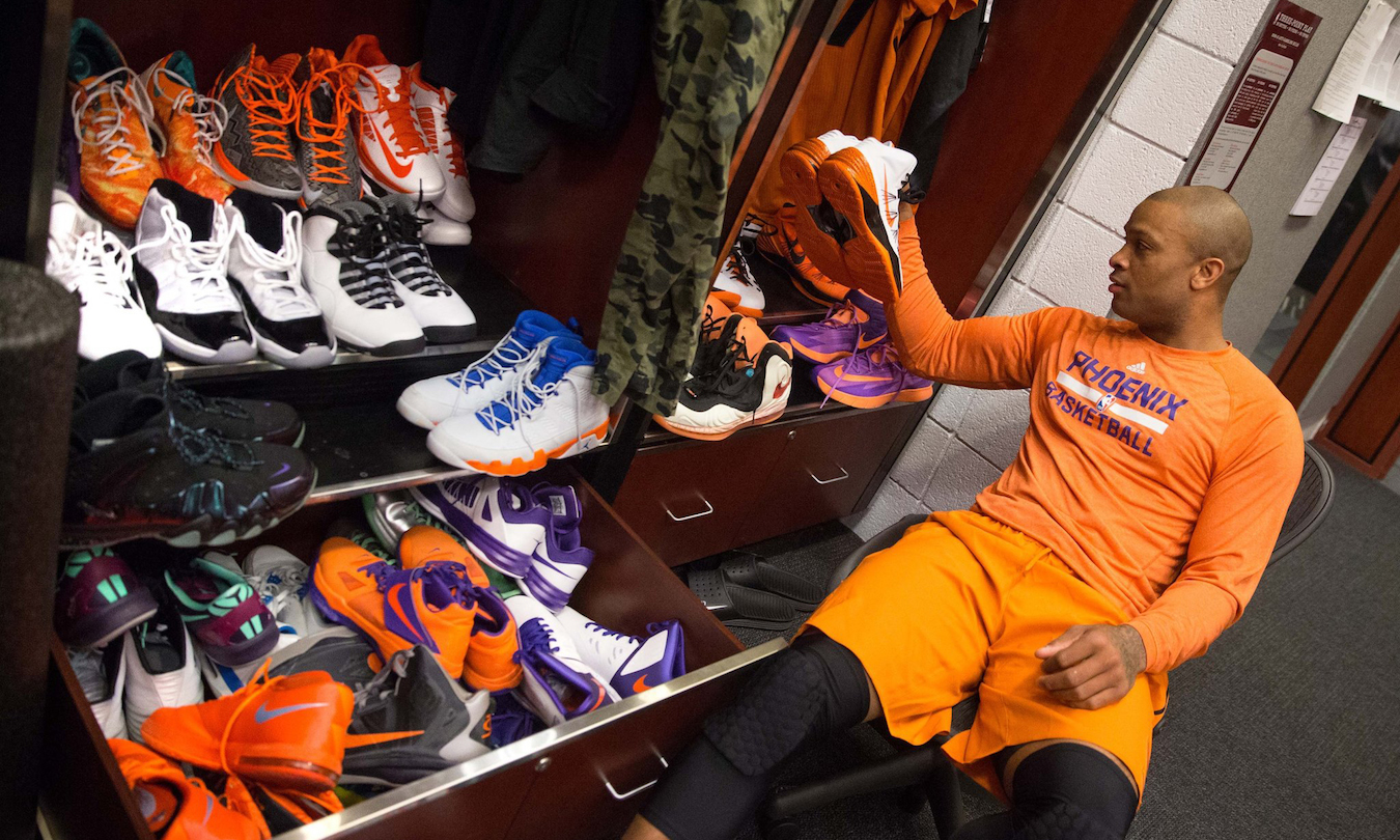 The New York Times Examines Sneaker Rivalries Amongst NBA ...