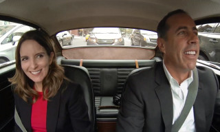 Tina Fey Joins Jerry Seinfeld for New Episode of 'Comedians in Cars Getting Coffee'