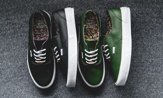 Vans CA Nappa Leather Era Decon Pack