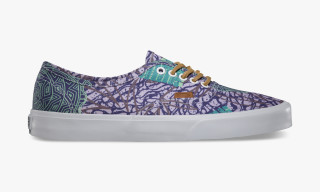 Vans California Spring 2014 Authentic