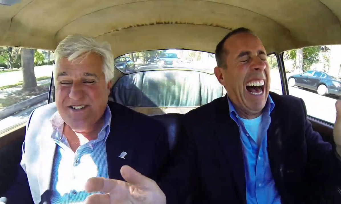 Watch The Latest Episode Of Comedians In Cars Getting