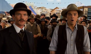 Watch the Red Band Trailer for Seth MacFarlane's New Movie 'A Million Ways To Die In The West'