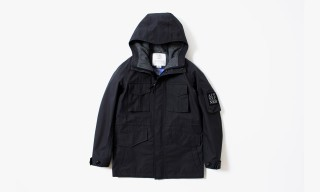 wings + horns x nanamica x Ace Hotel 10th Anniversary Parka