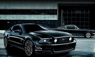 "2014 Ford Mustang V8 GT Coupe ""The Black Edition"""