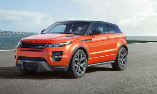 2015 Range Rover Evoque Autobiography and Autobiography Dynamic