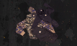 Carhartt WIP x DRx Romanelli x Danny Brown Collection