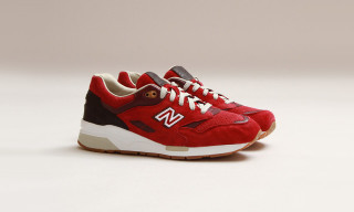 "New Balance CM1600 ""Red/Maroon"""