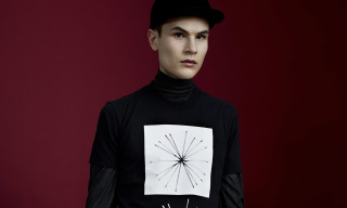 SILENT by Damir Doma Fall/Winter 2014 Lookbook