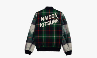 Maison Kitsuné Tokyo Store Anniversary Collection