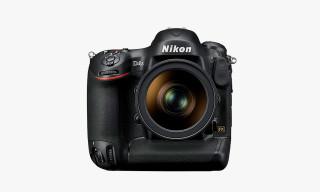 Nikon Announces D4S DSLR with ISO 409,600
