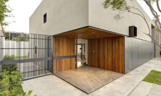 Oval House by Elias Rizo Arquitectos
