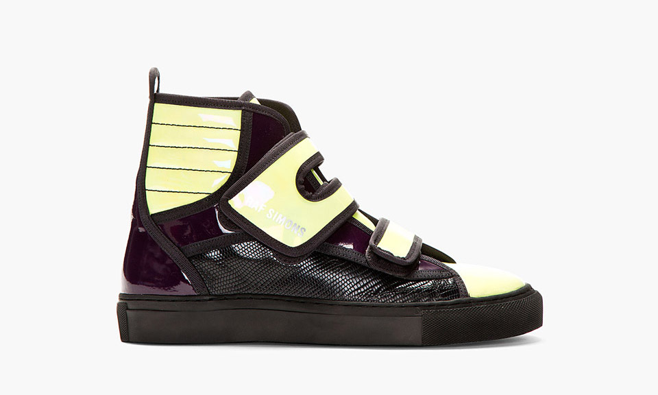 purchase cheap d8bd8 3e842 lovely Raf Simons SSENSE Exclusive HighTop Sneaker Highsnobiety