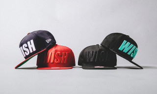 "Wish Spring 2014 ""CAPS"" Snapback Pack"