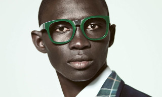 A. Sauvage Spring/Summer 2014 Eyewear Collection