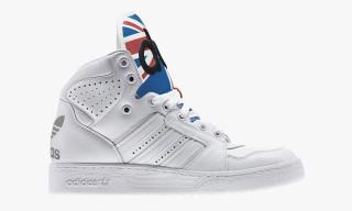 "adidas Originals by Jeremy Scott ""Union Jack"" Instinct Hi"