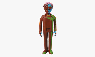 Medicom Toy x Andy Warhol Gray Scale and Silkscreen Vinyl Collectible Dolls