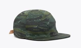 A.P.C. Spring/Summer 2014 Camouflage Baseball Cap