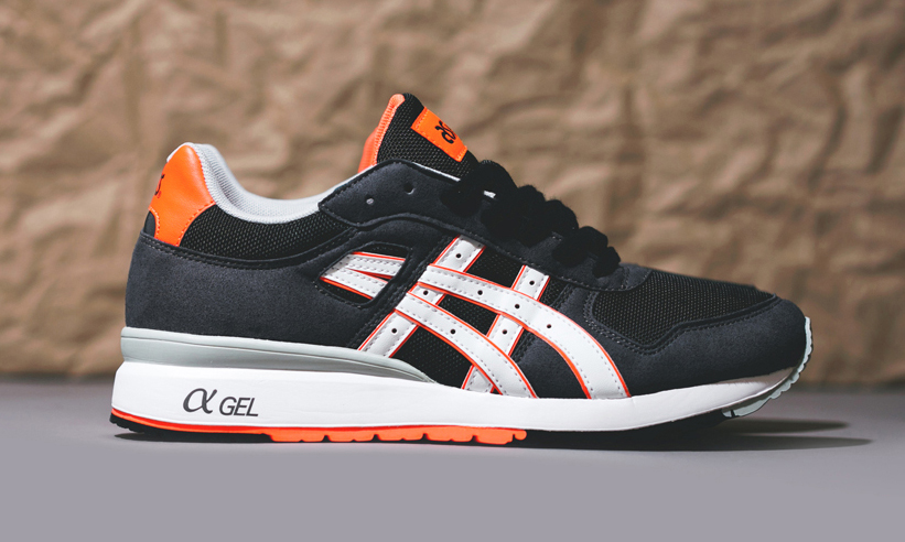 Asics Gt Ii Black Bright Orange Highsnobiety