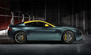 Aston Martin Unveils V8 Vantage N430 and DB9 Special Editions