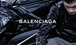 Balenciaga Spring/Summer 2014 Campaign by Josh Olins