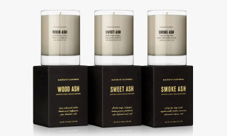 "Baxter of California ""Ash"" Candle Series"