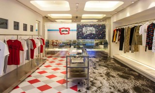 Take a Look Inside Billionaire Boys Club's New London Satellite Store