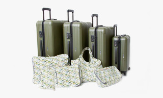 Beauty and Youth x Rimowa x Liberty Luggage Collection