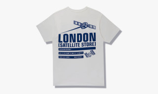 Billionaire Boys Club x ICECREAM London Satellite Store Exclusive T-Shirts