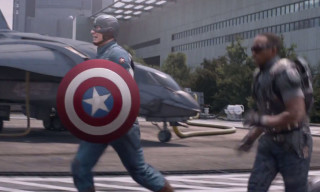 Watch the Second Official Trailer for 'Captain America: Winter Soldier'
