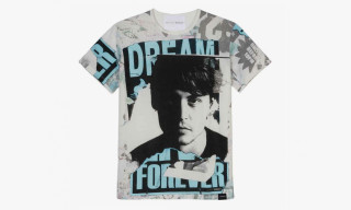 David Bailey 2014 T-Shirt Collection