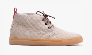 Del Toro Spring 2014 Quilted Alto Chukka
